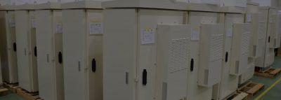 量産盤 (制御盤・通信盤・電源盤)