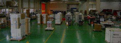 JSIAが認定する優良工場による盤の設計・製作