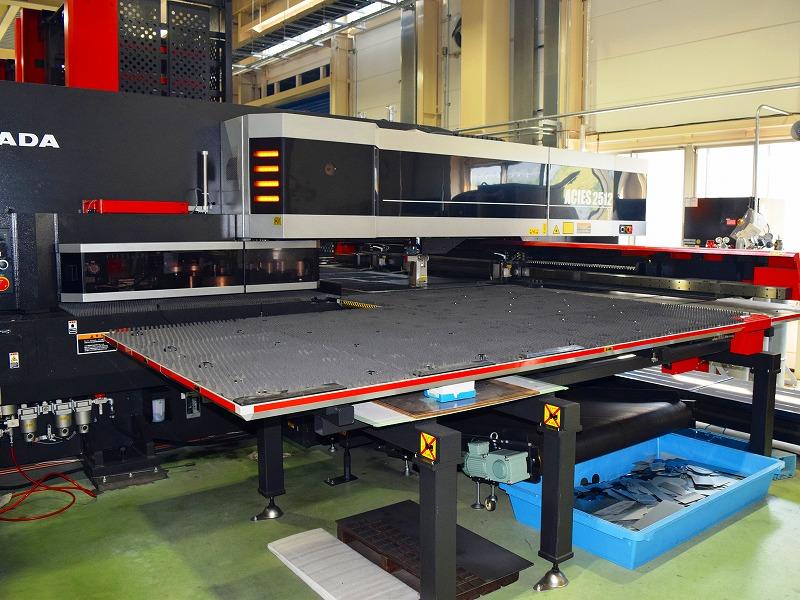 最新のパンチ・レーザー複合機 ACIESシリーズ