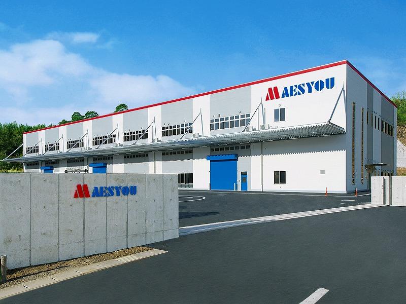 株式会社マエショウの工場