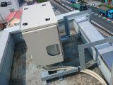 屋外UPS盤 リチウム電池搭載型