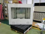 55インチのディスプレイモニタ格納 屋外型デジタルサイネージ用筐体