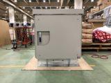 自立型屋外用UPS収容箱