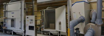 盤のIP:保護等級 防塵試験